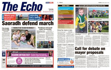 Evening Echo – April 23, 2019