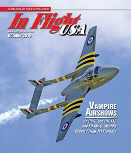 In Flight USA - October 2019