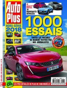 Auto Plus Hors-Série - juin 2018