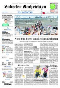 Lübecker Nachrichten Ostholstein Süd - 28. Juli 2019