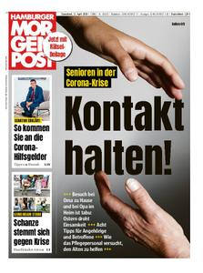 Hamburger Morgenpost – 11. April 2020