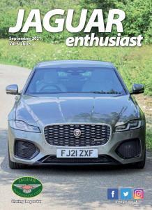 Jaguar Enthusiast - September 2021