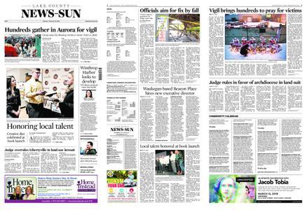 Lake County News-Sun – February 18, 2019
