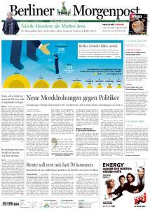Berliner Morgenpost – 22. Oktober 2019