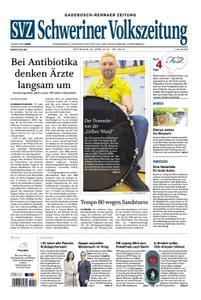 Schweriner Volkszeitung Gadebusch-Rehnaer Zeitung - 24. April 2019