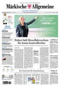 Märkische Allgemeine Zossener Rundschau - 20. Februar 2018