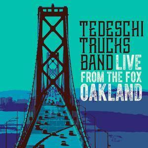Tedeschi Trucks Band - Live From The Fox Oakland (2017) [Official Digital Download 24/96]