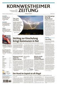 Kornwestheimer Zeitung - 29. Juli 2019