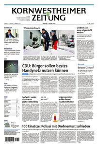 Kornwestheimer Zeitung - 07. Januar 2019