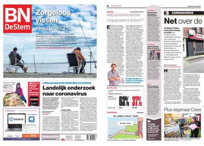 BN DeStem - Bergen op Zoom – 19 maart 2020