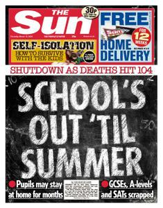 The Sun UK - 19 March 2020