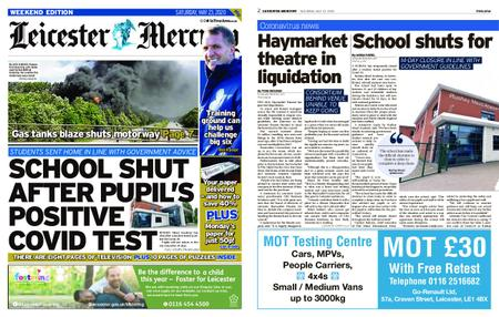 Leicester Mercury – May 23, 2020