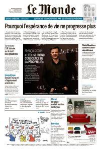 Le Monde du Mercredi 20 Février 2019