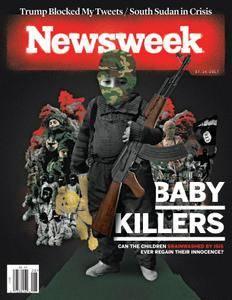 Newsweek USA - July 14, 2017
