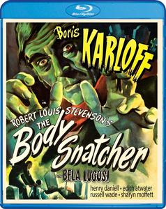The Body Snatcher (1945) + Extras [w/Commentary]