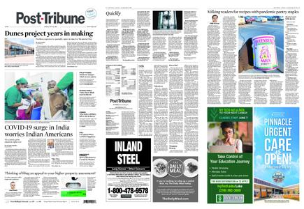 Post-Tribune – May 23, 2021