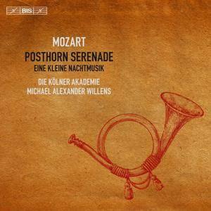 Michael Alexander Willens - Mozart: Posthorn Serenade & Eine kleine Nachtmusik (2017) [Official Digital Download 24/96]