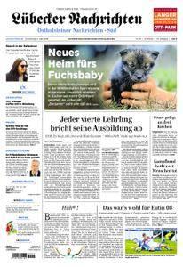 Lübecker Nachrichten Ostholstein Süd - 05. April 2018
