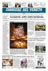 Corriere del Veneto Vicenza e Bassano - 18 Maggio 2018