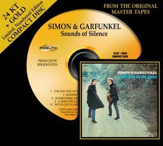 Simon & Garfunkel - Sounds Of Silence (1966) [Audio Fidelity, AFZ 080]