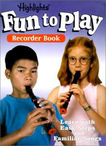 Fun to Play Recorder Book