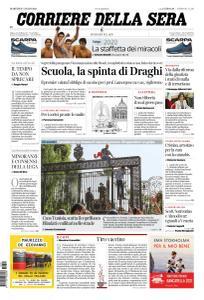 Corriere della Sera - 27 Luglio 2021