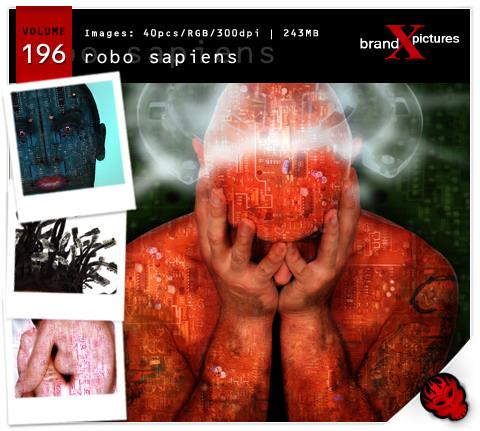 Brand X Pictures Vol. 196 - Robo Sapiens