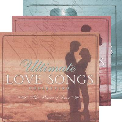Various Artists - The Ultimate Love Songs Collection Vol. 2 (2007)