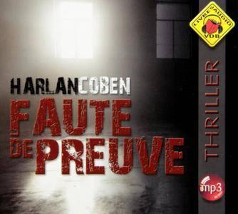 "Harlan Coben, ""Faute de preuve"""