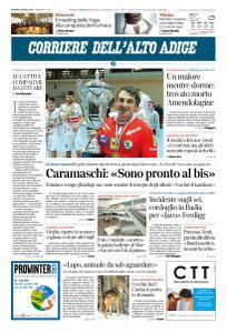 Corriere dell'Alto Adige - 5 Aprile 2019