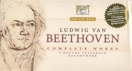 Ludwig Van Beethoven - Complete Works (2007) (100 CDs Box Set)