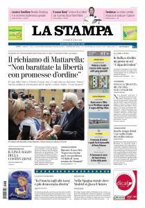 La Stampa Torino Provincia e Canavese - 26 Aprile 2019