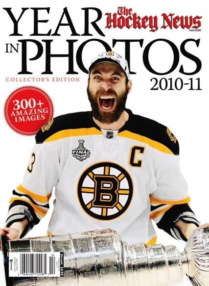 The Hockey News - Year in Photos 2011