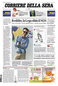 Corriere della Sera – 15 dicembre 2018