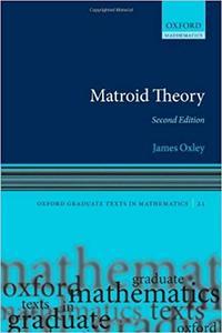 Matroid Theory  Ed 2