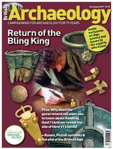 British Archaeology – August 2019