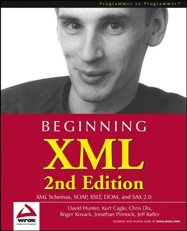 Beginning XML, Second Edition (repost)