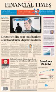 Financial Times Europe – 09 January 2019