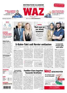 WAZ Westdeutsche Allgemeine Zeitung Oberhausen-Sterkrade - 31. Januar 2019