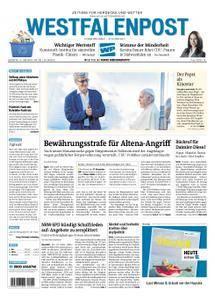 Westfalenpost Wetter - 12. Juni 2018