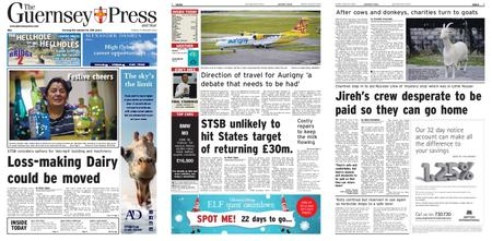 The Guernsey Press – 03 December 2019