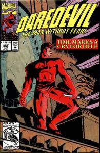 For Betty - Daredevil v1 304 cbr