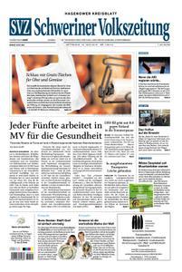 Schweriner Volkszeitung Hagenower Kreisblatt - 12. Juni 2019