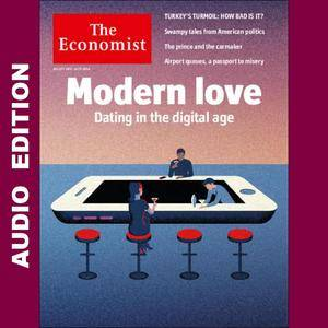 The Economist • Audio Edition • 18 August 2018