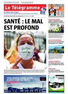 Le Télégramme Landerneau - Lesneven – 12 juin 2019