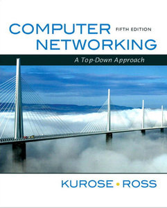 Computer Networking: A Top-Down Approach (5th Edition) (Repost)