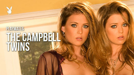 Jennifer and Natalie Campbell - Playmate Exclusives