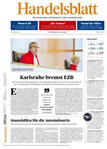 Handelsblatt - 6 Mai 2020