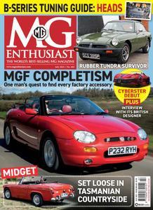 MG Enthusiast – July 2021
