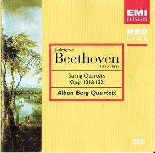 Alban Berg Quartett - Ludwig van Beethoven: String Quartets Nos.14 & 15 (1997)